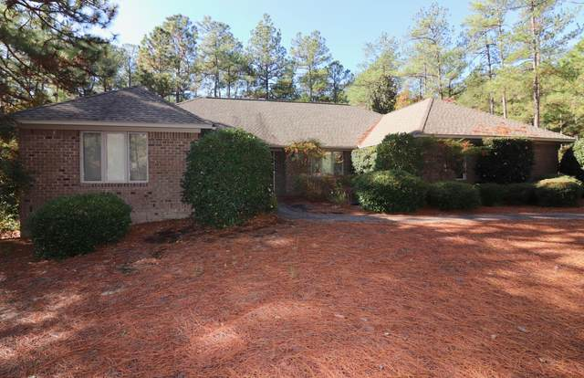 61 Glasgow Drive, Pinehurst, NC 28374 (MLS #199728) :: Pinnock Real Estate & Relocation Services, Inc.