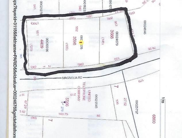 11, 12, 13 Magnolia Road, Pinehurst, NC 28370 (MLS #199789) :: Pinnock Real Estate & Relocation Services, Inc.
