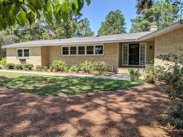 2200 Airport Road, Whispering Pines, NC 28327 (MLS #199840) :: Pinnock Real Estate & Relocation Services, Inc.