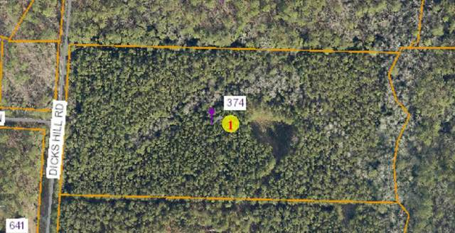 374 Dicks Hill Road, Carthage, NC 28327 (MLS #199884) :: Pinnock Real Estate & Relocation Services, Inc.