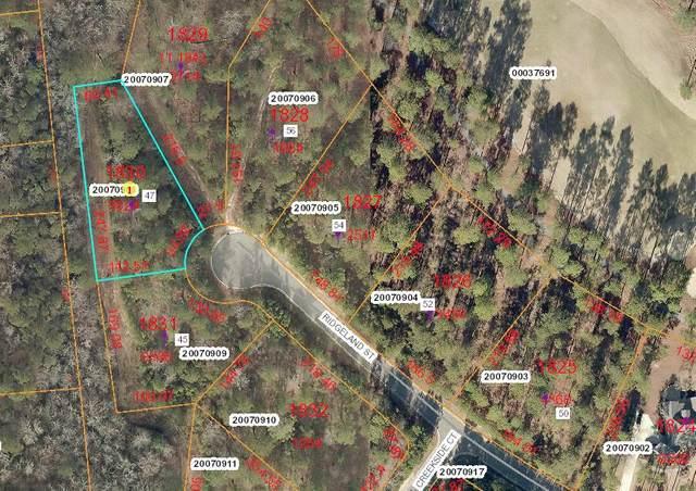 47 Ridgeland Street, Pinehurst, NC 28374 (MLS #199909) :: Pinnock Real Estate & Relocation Services, Inc.