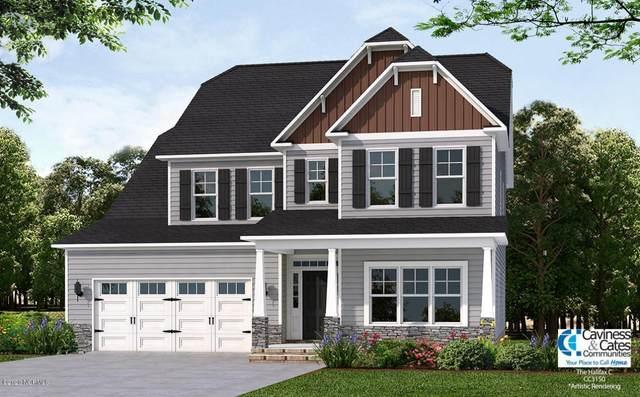 874 Winston Pines Drive, Pinehurst, NC 28374 (MLS #199956) :: Pinnock Real Estate & Relocation Services, Inc.