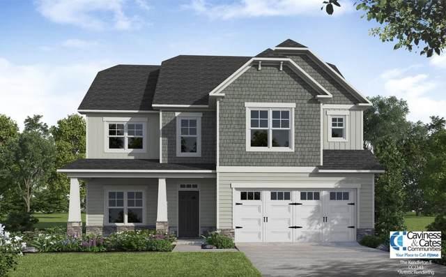 850 Winston Pines Drive, Pinehurst, NC 28374 (MLS #199971) :: Pinnock Real Estate & Relocation Services, Inc.