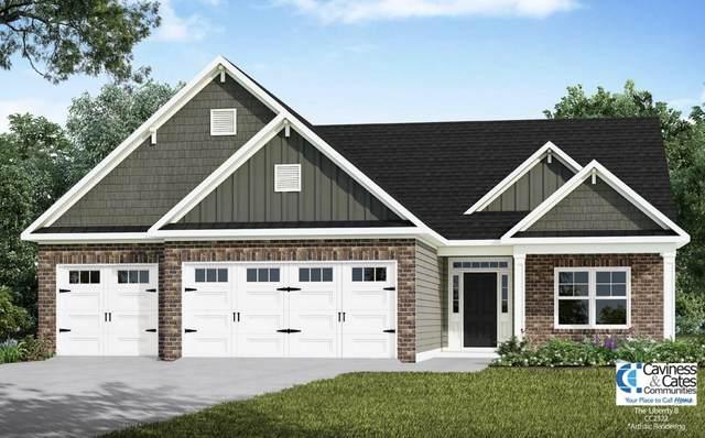 810 Winston Pines Drive, Pinehurst, NC 28374 (MLS #199972) :: Pinnock Real Estate & Relocation Services, Inc.