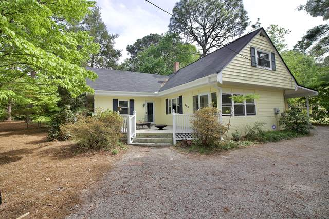 280 W Delaware Avenue, Southern Pines, NC 28387 (MLS #199973) :: Pinnock Real Estate & Relocation Services, Inc.