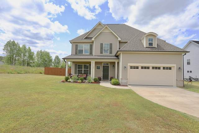 501 Daylily Court, Carthage, NC 28327 (MLS #200009) :: Pinnock Real Estate & Relocation Services, Inc.