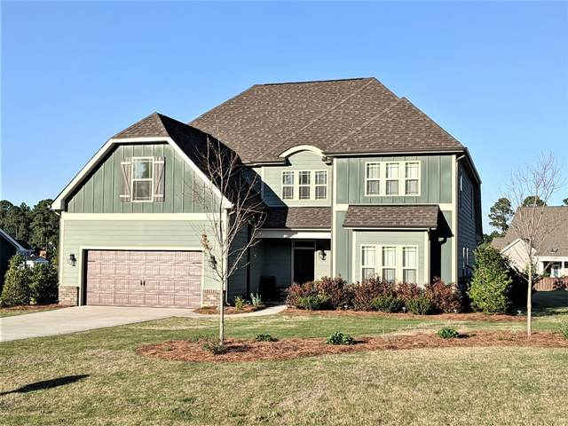521 Goldenleaf Circle, Whispering Pines, NC 28327 (MLS #200012) :: Pinnock Real Estate & Relocation Services, Inc.
