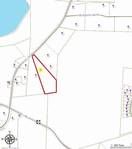 1159 Mcgill Road, Vass, NC 28394 (MLS #200025) :: Pinnock Real Estate & Relocation Services, Inc.