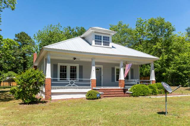 146 Mcpherson Street, Cameron, NC 28326 (MLS #200159) :: Pinnock Real Estate & Relocation Services, Inc.