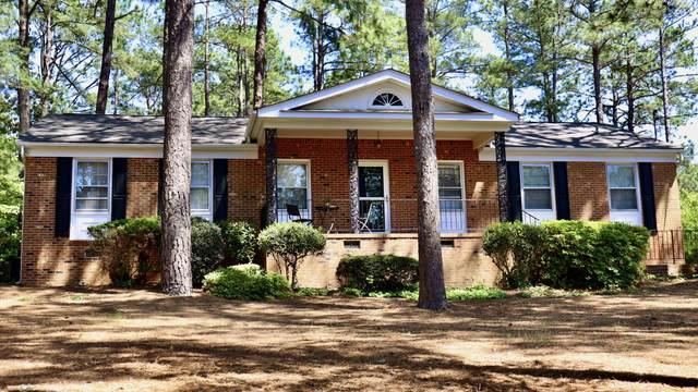 119 Pine Ridge Drive, Whispering Pines, NC 28327 (MLS #200164) :: Pinnock Real Estate & Relocation Services, Inc.