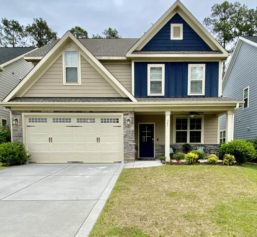 741 Legacy Lakes Way, Aberdeen, NC 28315 (MLS #200225) :: Pinnock Real Estate & Relocation Services, Inc.