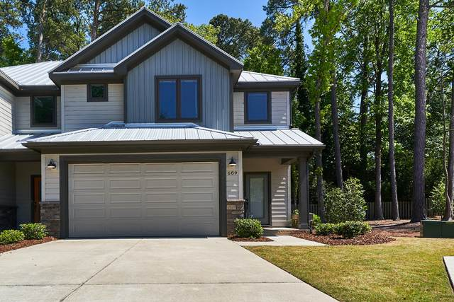689 S Ashe Street, Southern Pines, NC 28387 (MLS #200245) :: Pinnock Real Estate & Relocation Services, Inc.