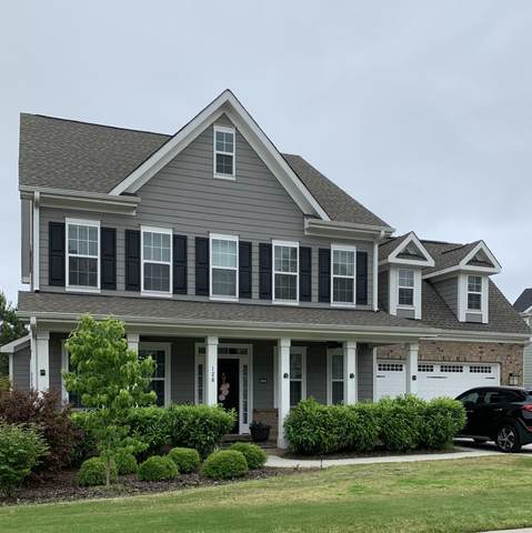 128 Old Club House Lane, Southern Pines, NC 28387 (MLS #200315) :: On Point Realty