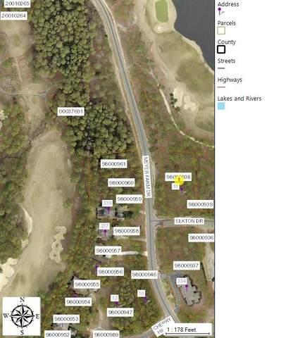 11 Elkton Drive, Pinehurst, NC 28374 (MLS #200321) :: Pinnock Real Estate & Relocation Services, Inc.