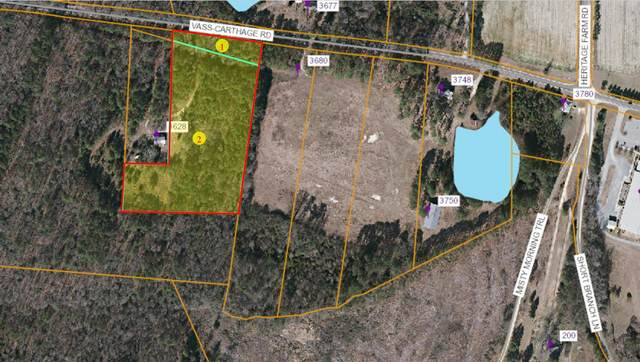 Tbd Vass-Carthage Road, Whispering Pines, NC 28327 (MLS #200329) :: Pinnock Real Estate & Relocation Services, Inc.