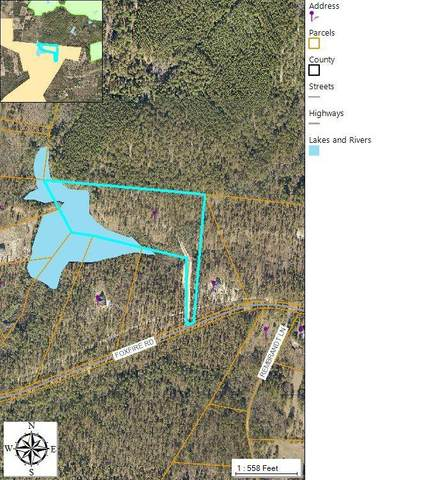 Tbd Foxfire Lot 10 Road, Aberdeen, NC 28315 (MLS #200344) :: Pinnock Real Estate & Relocation Services, Inc.