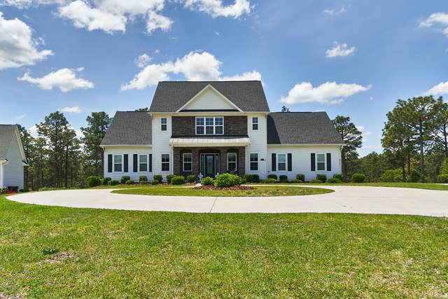 170 Kerr Lake Road, Aberdeen, NC 28315 (MLS #200347) :: Pinnock Real Estate & Relocation Services, Inc.