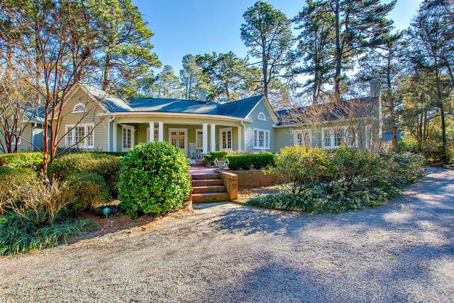640 E Massachusetts Avenue, Southern Pines, NC 28387 (MLS #200353) :: Pinnock Real Estate & Relocation Services, Inc.