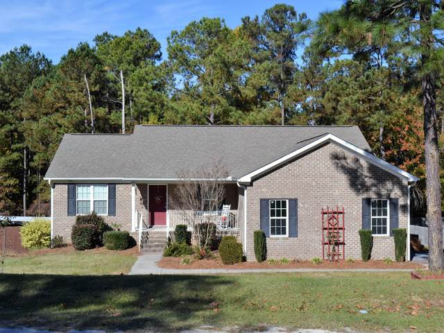 365 Queens Cove Way, Whispering Pines, NC 28327 (MLS #200360) :: Pinnock Real Estate & Relocation Services, Inc.