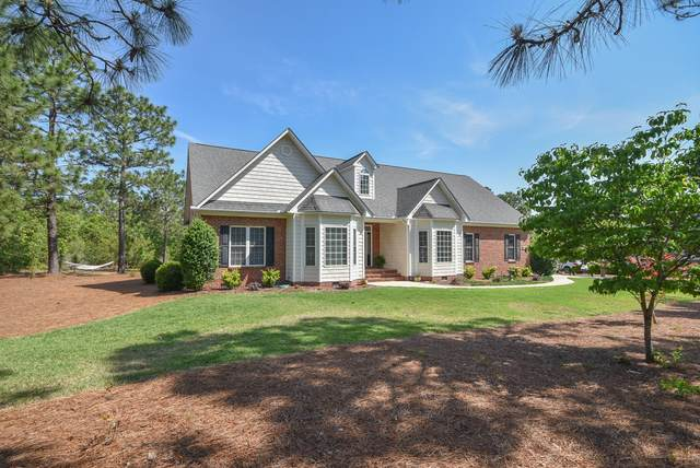 35 Woodland Circle, Jackson Springs, NC 27281 (MLS #200429) :: Pinnock Real Estate & Relocation Services, Inc.