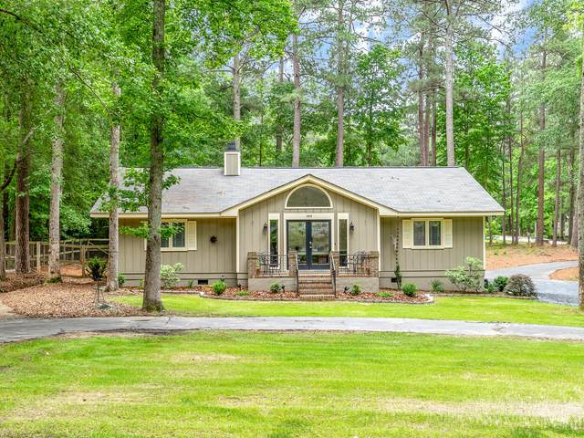 485 Broadmeade Drive, Southern Pines, NC 28387 (MLS #200438) :: Pinnock Real Estate & Relocation Services, Inc.