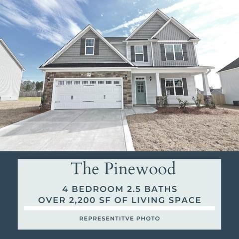 1035 Camellia Drive, Vass, NC 28394 (MLS #200442) :: Pinnock Real Estate & Relocation Services, Inc.