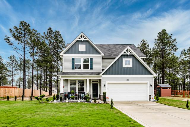 4025 Irwin Drive, Aberdeen, NC 28315 (MLS #200506) :: Pinnock Real Estate & Relocation Services, Inc.