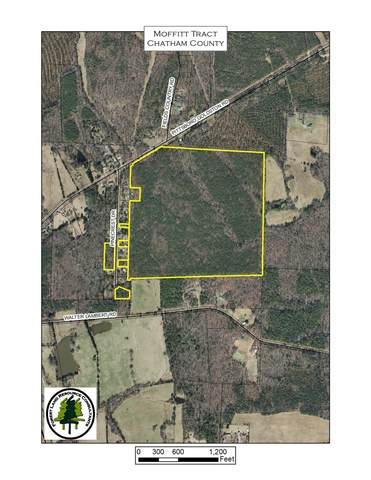Tbd Pittsboro Goldston Road, Goldston, NC 27252 (MLS #200507) :: Pinnock Real Estate & Relocation Services, Inc.