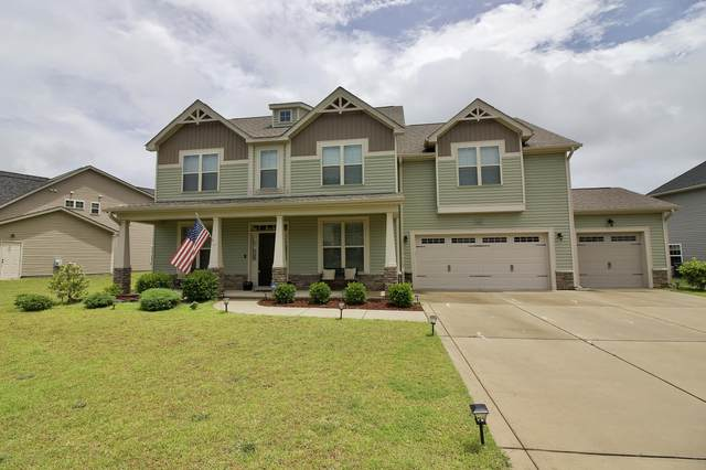 449 Royal Birkdale Drive, Raeford, NC 28376 (MLS #200517) :: Pinnock Real Estate & Relocation Services, Inc.