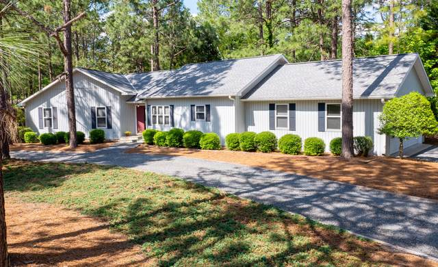 12 Birdie Drive, Whispering Pines, NC 28327 (MLS #200524) :: Pinnock Real Estate & Relocation Services, Inc.