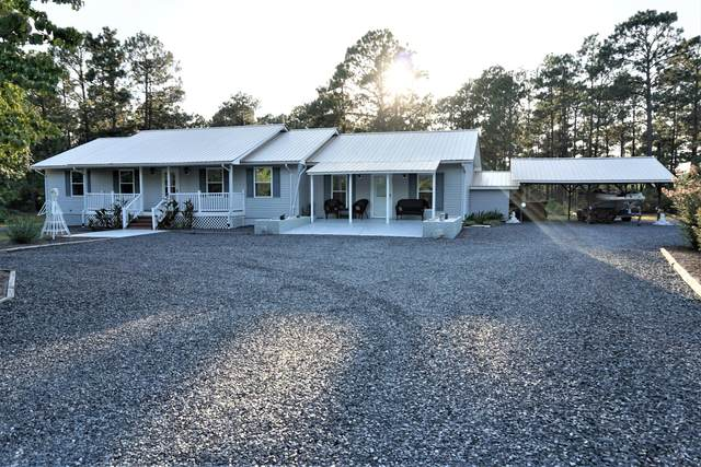 711 Tee Jay Farm Road, Aberdeen, NC 28315 (MLS #200531) :: Pinnock Real Estate & Relocation Services, Inc.