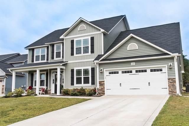 220 Winder Way, Vass, NC 28394 (MLS #200540) :: Pinnock Real Estate & Relocation Services, Inc.