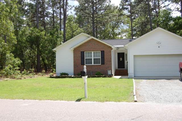 731 Bald Eagle Drive, Vass, NC 28394 (MLS #200544) :: Pinnock Real Estate & Relocation Services, Inc.