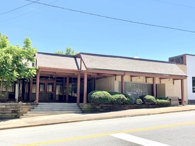120 N Middleton Street, Robbins, NC 27325 (MLS #200558) :: Pines Sotheby's International Realty