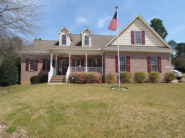 6 Princess Gate, Whispering Pines, NC 28327 (MLS #200570) :: Pinnock Real Estate & Relocation Services, Inc.