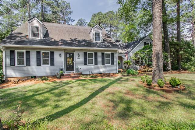 170 W Hedgelawn Way, Southern Pines, NC 28387 (MLS #200575) :: Pinnock Real Estate & Relocation Services, Inc.
