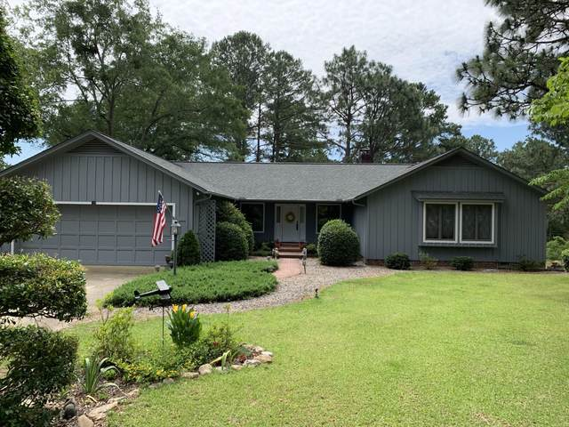106 Swan Run Court, West End, NC 27376 (MLS #200580) :: Pinnock Real Estate & Relocation Services, Inc.