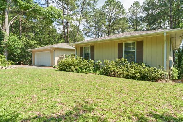 149 Lakeview Drive, Whispering Pines, NC 28327 (MLS #200587) :: Pinnock Real Estate & Relocation Services, Inc.
