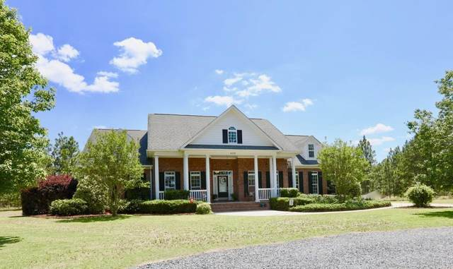 406 Longleaf Drive, West End, NC 27376 (MLS #200593) :: Pinnock Real Estate & Relocation Services, Inc.
