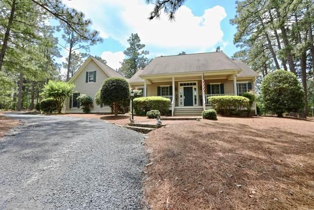 25 Pine Tree Terrace, Foxfire, NC 27281 (MLS #200628) :: Pinnock Real Estate & Relocation Services, Inc.