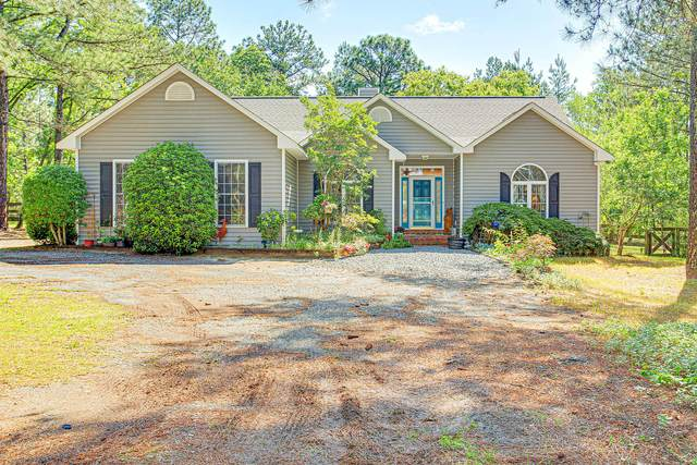 341 Napier Road, Carthage, NC 28327 (MLS #200653) :: Pinnock Real Estate & Relocation Services, Inc.