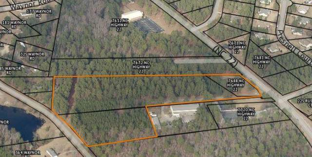 7688 Nc 22, Carthage, NC 28327 (MLS #200706) :: Pinnock Real Estate & Relocation Services, Inc.