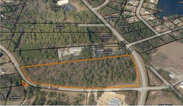 Tbd Nc Hwy 22, Carthage, NC 28327 (MLS #200766) :: Pinnock Real Estate & Relocation Services, Inc.
