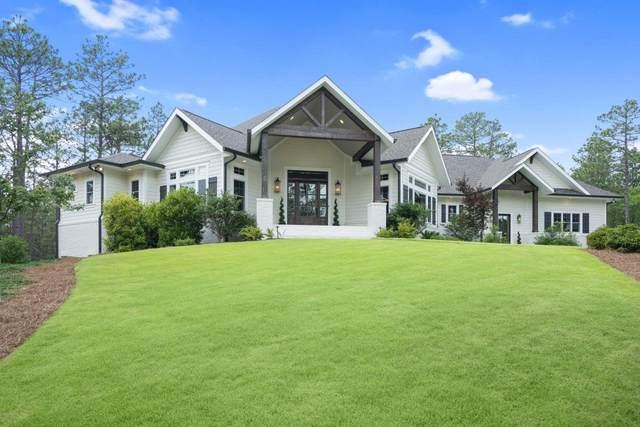 340 Fox Box Road, Vass, NC 28394 (MLS #200776) :: Pinnock Real Estate & Relocation Services, Inc.