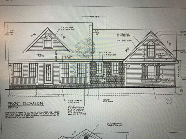140 Winsford Circle, West End, NC 27376 (MLS #200810) :: Pinnock Real Estate & Relocation Services, Inc.