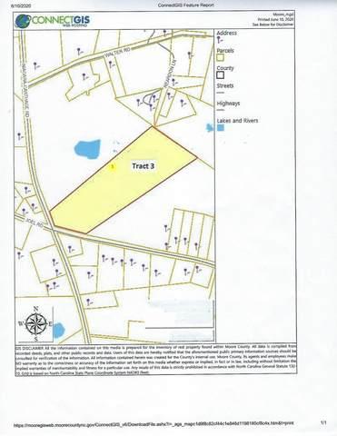 1500 Joel Road, Carthage, NC 28327 (MLS #200821) :: Pinnock Real Estate & Relocation Services, Inc.