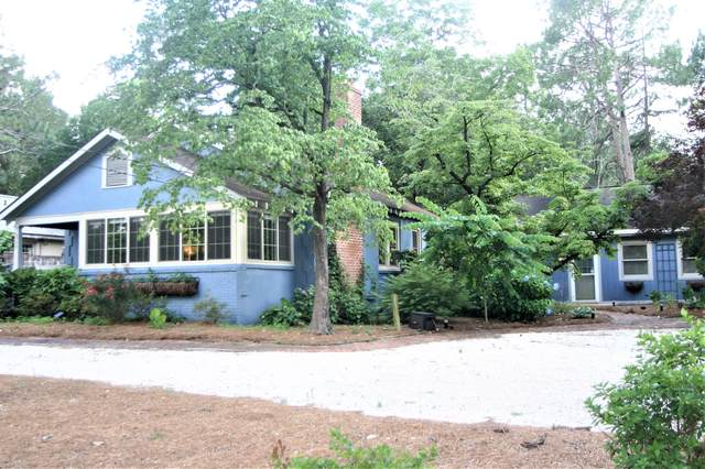 350 E Ohio Avenue, Southern Pines, NC 28387 (MLS #200840) :: Pinnock Real Estate & Relocation Services, Inc.