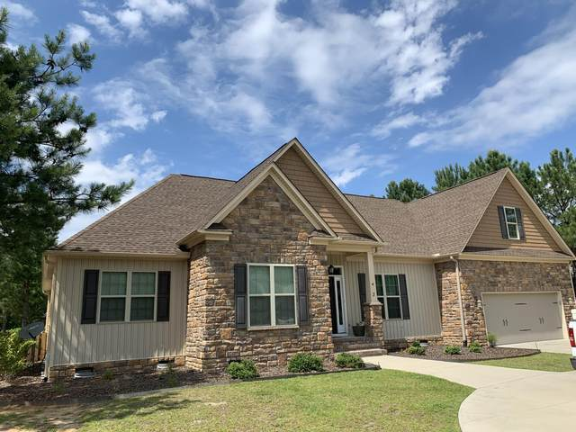 3 New Day Way, Whispering Pines, NC 28327 (MLS #200856) :: Pinnock Real Estate & Relocation Services, Inc.