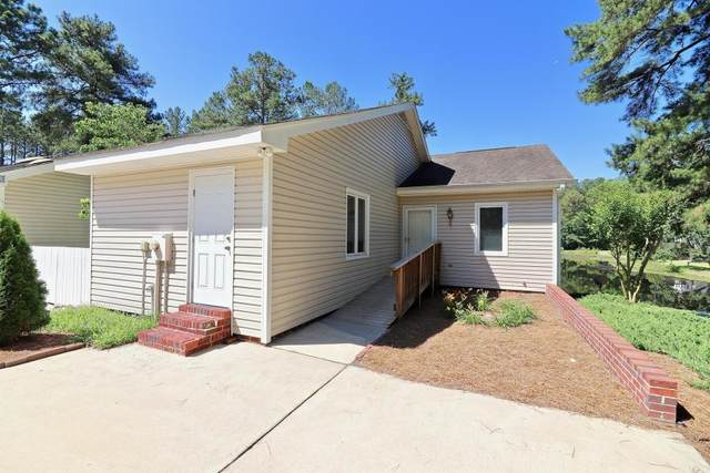 29904 Blue Heron Court, Wagram, NC 28396 (MLS #200925) :: Pinnock Real Estate & Relocation Services, Inc.