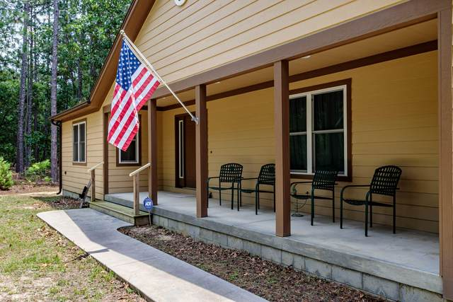 165 Mcdeeds Creek Road, Whispering Pines, NC 28327 (MLS #200926) :: Pinnock Real Estate & Relocation Services, Inc.
